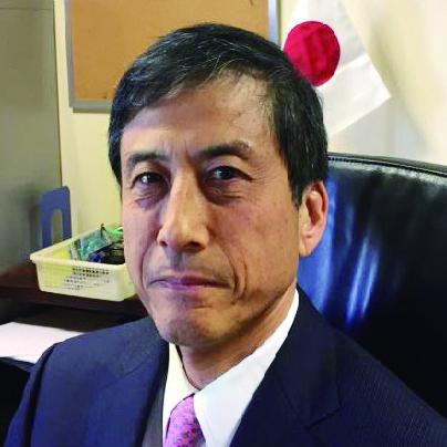 新美 潤 上席特任教授