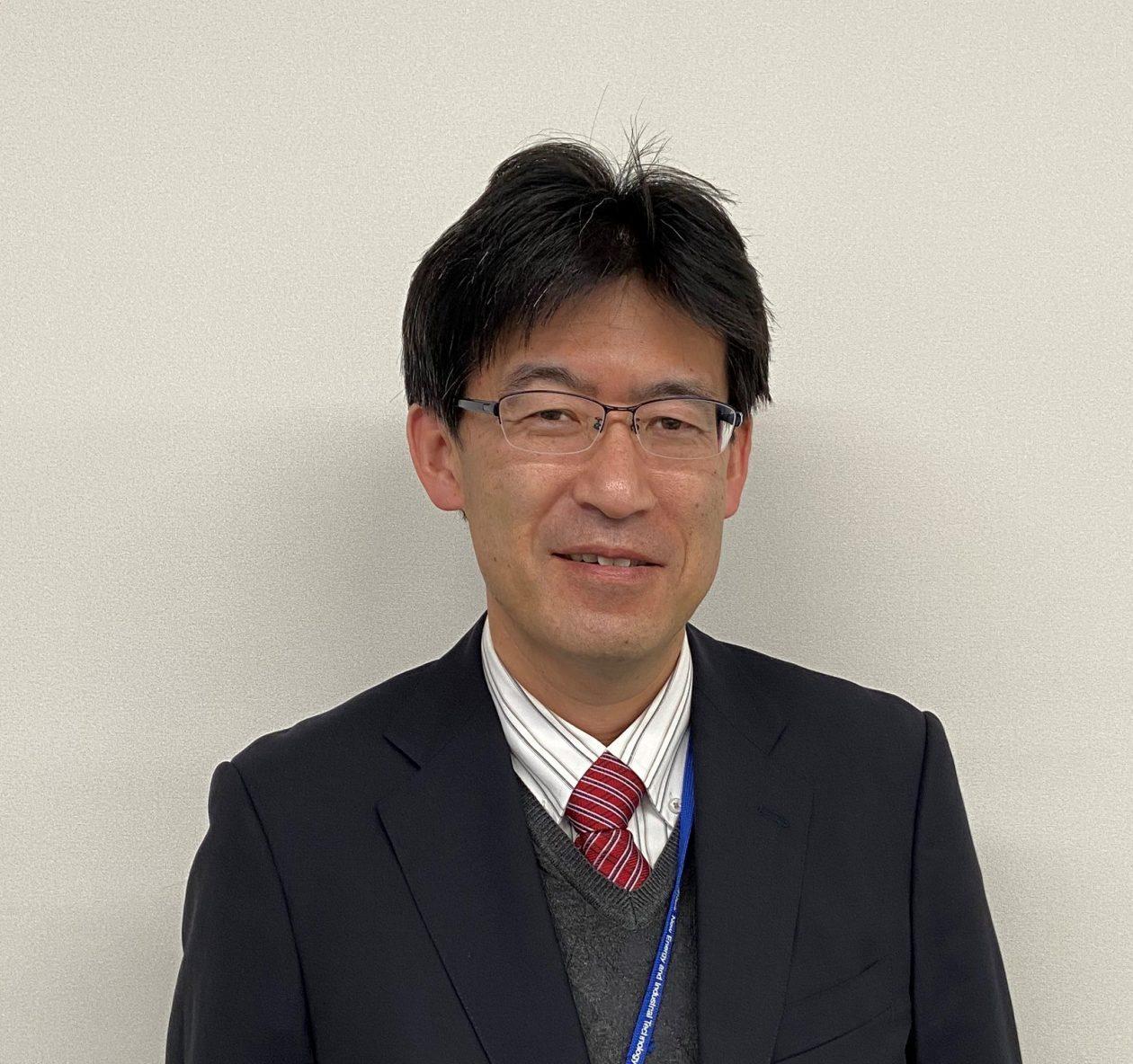 井上 悟志 教授